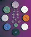 ENERGEMS and ENERDISCS - neutralize EMFs, geopathic and atmospathic stresses, including those from cell phones